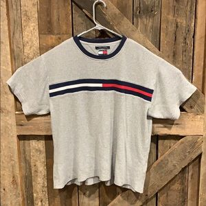 Vintage Tommy Jeans Thermal Knit T-shirt